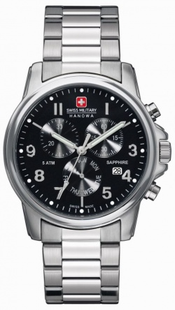 Swiss Military Swiss Soldier Chrono Prime