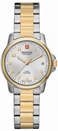 Swiss Military Hanowa Swiss Soldier Lady Prime Bicolor