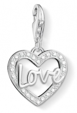 Thomas Sabo Charm Club Love in Silber