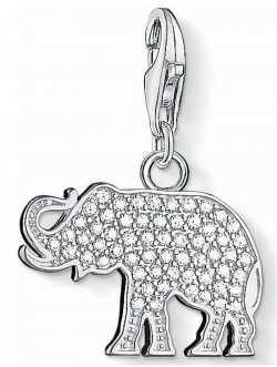 Thomas Sabo Charm Club Elefant Pavé