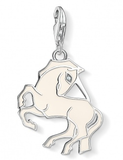 Thomas Sabo Charm Club Einhorn Emaille