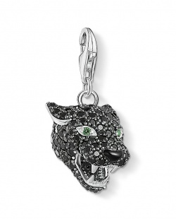 Thomas Sabo Charm Club Black Cat