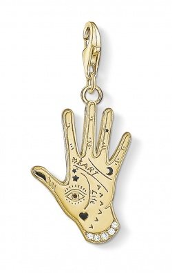 Thomas Sabo Charm Club Vintage Hand Gold
