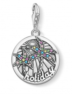 Thomas Sabo Charm Club Coin Tropical