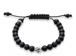 Thomas Sabo Rebel at Heart Armband Totenkopf