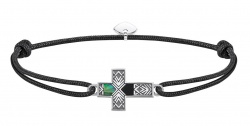 Thomas Sabo Armband Little Secret Kreuz Abalone