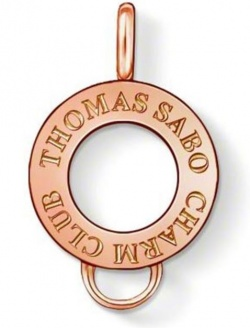 Thomas Sabo Charm Club Carrier Rosé