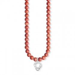 Thomas Sabo Charm Club Collier Koralle