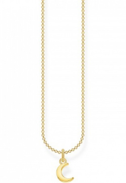 Thomas Sabo Collier Mond Gold