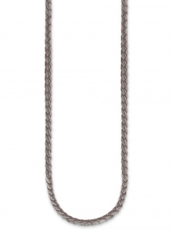 Thomas Sabo Charm Club Collier Leder grau