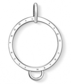 Thomas Sabo Charm Club Carrier Kreis Silber