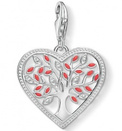 Thomas Sabo Charm Club Tree of Love-Herz