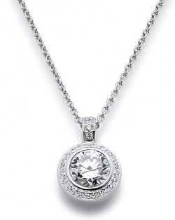 Viventy Jewels Collier Silber