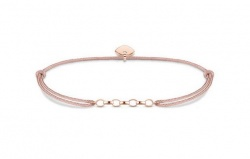 Thomas Sabo Armband Little Secret Chain rosé Beige
